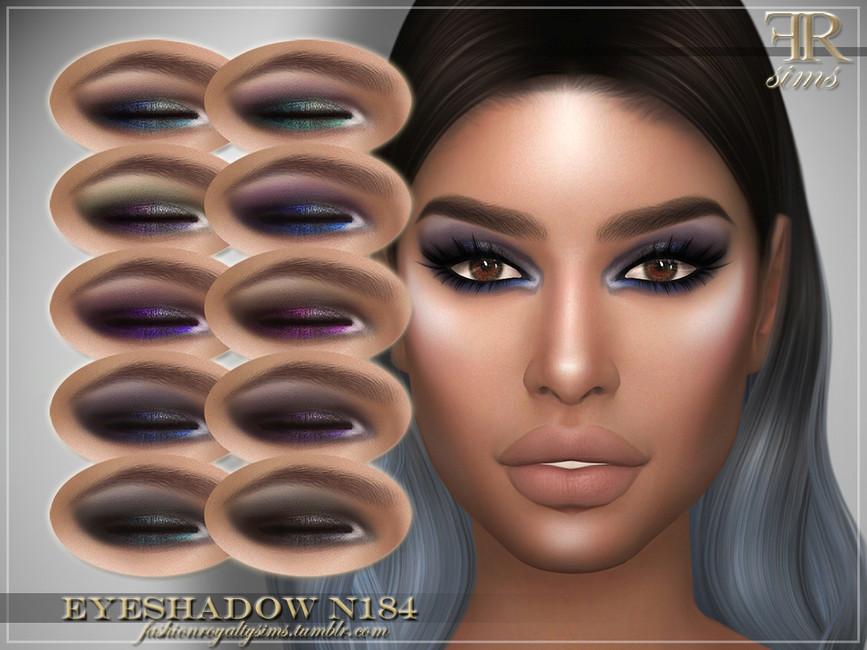 Тени для век FRS Eyeshadow N184 Симс 4